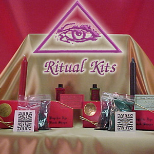 Housemade Psychic Eye Ritual Products