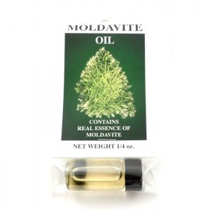 Moldavite Incense & Oils